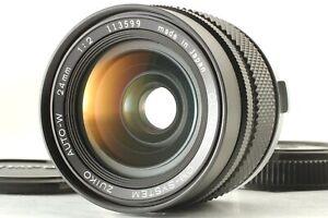[TOP MINT] Olympus OM System Zuiko MC Auto-W 24mm f/2 From JAPAN