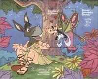 Grenadines St Vincent 1990 Disney/Clarabelle/Shakespeare/StampEx 1v m/s (b413k)