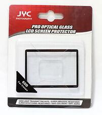 Protector rígido de pantalla JYC para Canon 60D