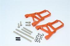 GPM - HPI Sprint 2 Aluminum Front Arm With Screws & Pins & E-Clips -1Pr Orange
