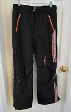 NEW SPYDER WARM SKI SNOWBOARD PANTS BOY SIZE 16