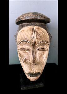 Old Tribal Yoruba Mask --   Nigeria