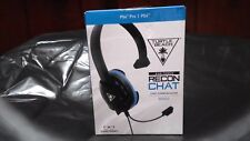 Turtle Beach Recon Chat Headset for PS4/PS4 PRO/XBOX ONE - Black&Blue