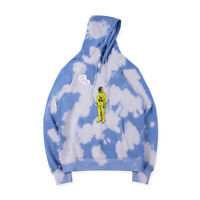 INS Travis Scott Astroworld Tour Astronaut Hoodie Women Men Tie dyeing​ Hoodies