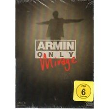 Armin van Buuren - Armin Only / Mirage - BluRay + DVD - Neu / OVP