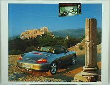 Porsche Silver Boxster S Car Photo Print Sportscar Poster