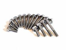 Titanium M6 Flange Bolts 20/25/30/40/45/50mm