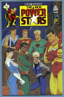 New Power Stars #1 1989 Dave Marchman Steven Hughes Duval Stowers Tami Comics