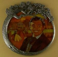 Gone With the Wind A Legend in Stained Glass RHETT'S BRIGHT PROMISE #2 Plate MIB