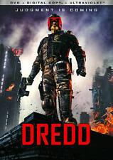 Dredd (DVD, 2013, Includes Digital Copy)