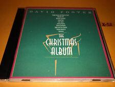 DAVID FOSTER CHRISTMAS ALBUM cd NATALIE COLE peabo bryson TAMMY WYNETTE mathis