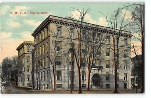 YWCA of Toledo, Ohio - c1910 Postcard
