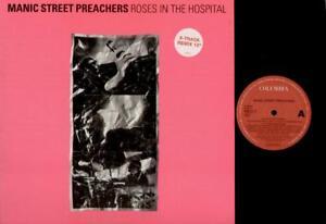 "MANIC STREET PREACHERS Roses In The Hospital  12"" Ps, Og Psychovocal Mix/Og Psyc"