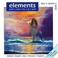 ELEMENTS various (CD, compilation) terry oldfield, medwyn goodall, asha quinn,
