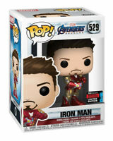 Funko Pop! Marvel Avengers Endgame #529 Iron Man Amazon Exclusive
