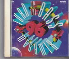Turn Up The Bass-Megamix 1996 cd album