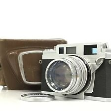 Konica III A IIIA Rangefinder Camera Hexanon 50mm f1.8 JAPAN [KC]