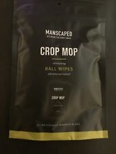 MANSCAPED Crop Mop World's First On-The-Go Ball Wipes 15 Pack