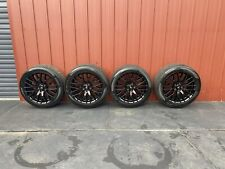 """Ford Mustang genuine 19"""" wheels and tyres"""