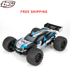 TEAM LOSI 1/10 TEN-MT 4WD Brushless RTR with AVC Blue LOS03006T1 FREE SHIPPING
