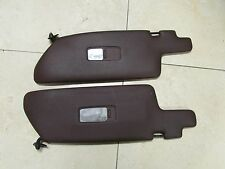 Porsche 944 & 944 Turbo / S2 - Pair of Burgundy Sun Visors 944731031013MX