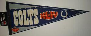 Indianapolis Colts Super Bowl  XLIV Licensed Pennant/Peyton Manning