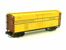 Atlas Trains 0526-1 Fruit Growers Express Plug Door Box Car O Scale Railroads