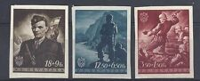 kroatie mi 158-160 (1944) plakker x