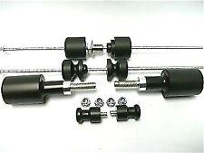 Honda CBR1000RR 2004-2007 Kit De Protección Crash Discos Perillas deslizadores ahorradores desagües