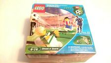 Vintage LEGO 3401 Sports Football/Soccer Shoot 'n' Score (Brand New & Sealed)