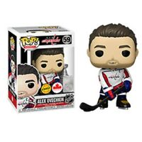 Funko POP! NHL Hockey #59 Alexander Ovechkin Exclusive Chase Figure With Cup