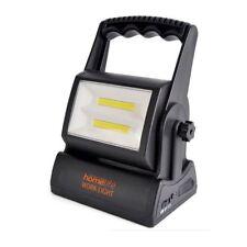 Funciona con batería recargable recargable super brillante luz LED de trabajo 6 W 0806