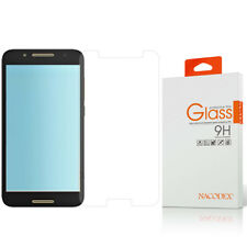 Nacodex For Alcatel A7 Tempered Glass Screen Protector
