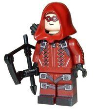 **NEW** LEGO Custom Printed - RED ARROW - DC Universe Roy Harper Minifigure