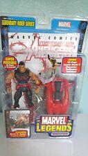 Marvel Legends Legendary Rider Series Wonder Man MISP