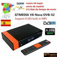 GTMedia V8 Nova Full HD DVB-S2 Satellite Receiver Freesat V9 Super Upgrade Super