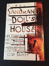 Neil Gaiman - The Sandman - The Doll's House Hc First Print
