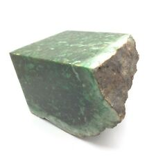 BC Nephrite Jade Block British Columbia Chromium Green Gem Cassiar Mountain #8