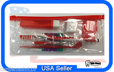 ORTHO CARE KIT RED REF.12062 PLAK SMACKER/ORTHODONTIC KIT ORAL CARE CLEANING