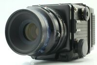 【As is for Parts】Mamiya RZ67 Pro w/Sekor Z 140mm + 220 Film Back From Japan #482