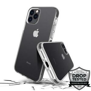 Prodigee Steel iPhone 12 | Pro |Pro Max Clear Transparent Bumper Shockproof Case