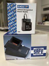 Safe Signoscope T2 Stamp Watermark Tester