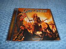 GAIA EPICUS - Victory (CD) orig Norway 2007 RARE!! Epicus NM/NM