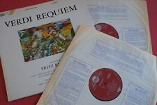 SER 4526-7 Verdi Requiem Reiner PriceElias VPO RCA STEREO ED1 SSg 2 LP