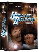 PELICULA  DIVISA HV  DVD  HERMANOS Y DETECTIVES (SERIE COMPLETA)  NUEVO (SIN ...