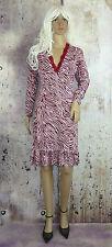 Damenkleider aus Baumwollmischung mit geometrischem Muster
