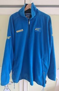 Subaru Fleece Jacket Official Subaru Rally Merchandise size XXL