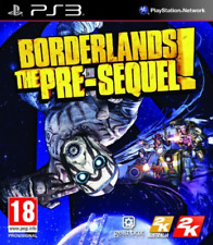 PS3-Borderlands: The Pre-Sequel! (Includes Shock Drop Slaughter Pit Ma GAME NEUF
