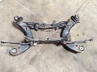 2008-2014 NISSAN ROGUE Rear Suspension Sub Frame Crossmember Cradle FWD 2WD 2X4