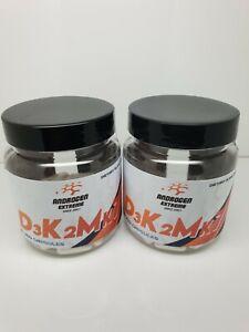 Androgen Extreme Vitamin D3 K2MK7 2000iu/100mcg 120 Caps